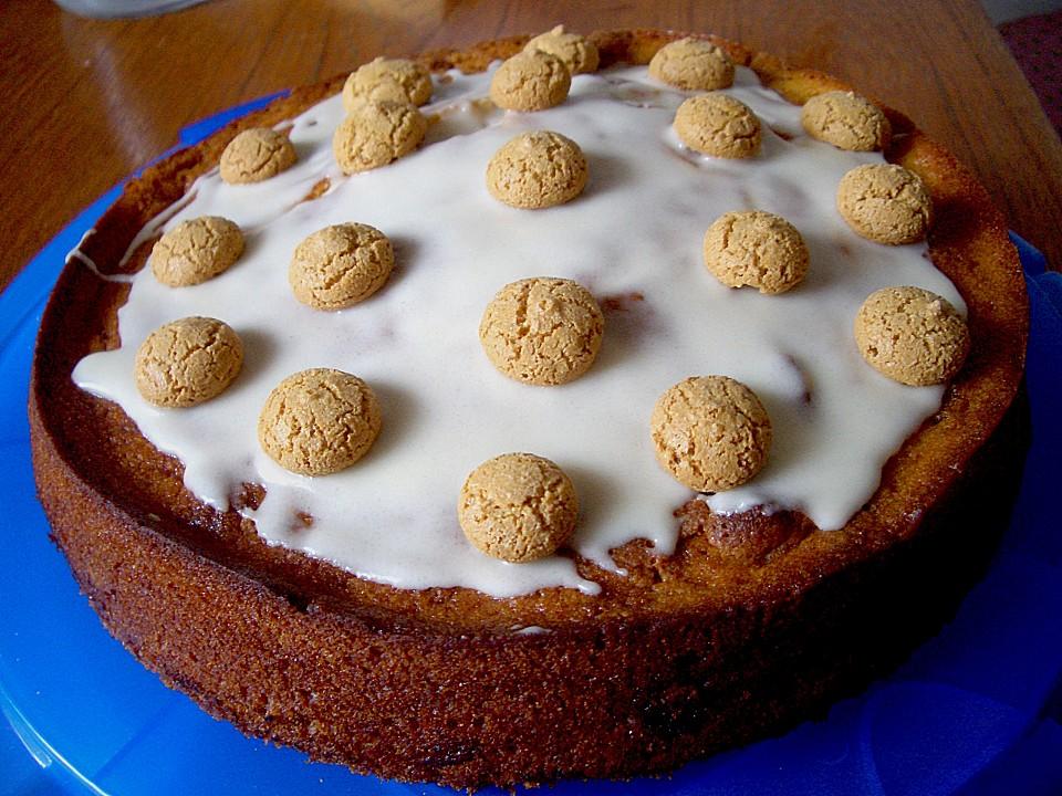 Amarettini Kuchen Von Cha Cha Chefkoch De