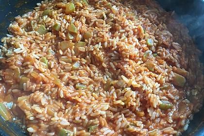 Zucchini - Reis - Pfanne a la Helene 18