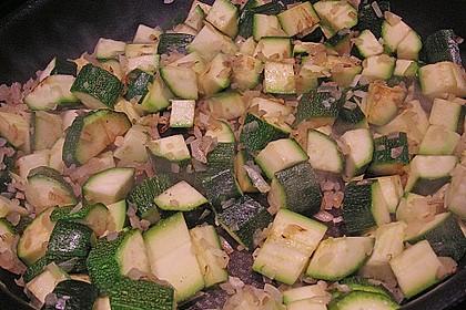 Zucchini - Reis - Pfanne a la Helene 35