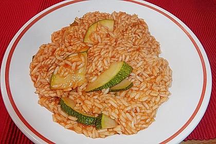 Zucchini - Reis - Pfanne a la Helene 37