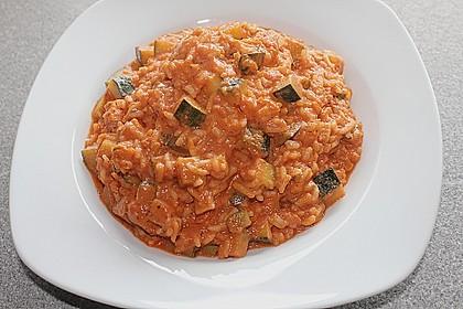 Zucchini - Reis - Pfanne a la Helene 29