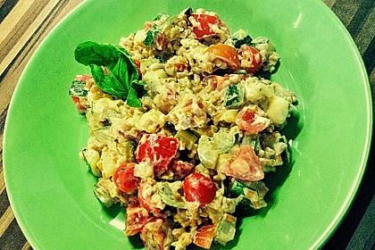 Zucchini - Reis - Pfanne a la Helene 11