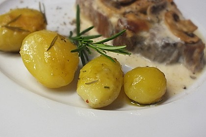 Rosmarinkartoffeln 3