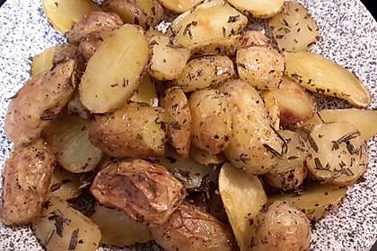 Rosmarinkartoffeln 10