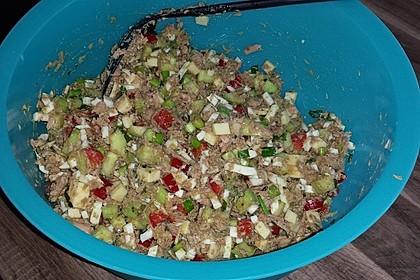 Illes leichter und leckerer Thunfisch - Tomaten - Salat 30