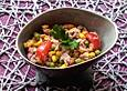 Illes leichter und leckerer Thunfisch - Tomaten - Salat