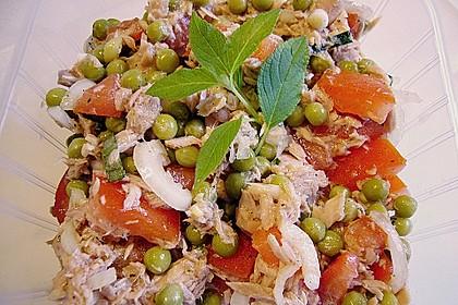 Illes leichter und leckerer Thunfisch - Tomaten - Salat 11
