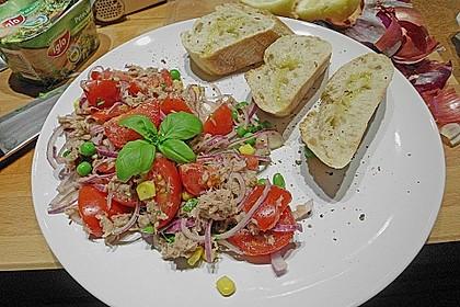 Illes leichter und leckerer Thunfisch - Tomaten - Salat 15