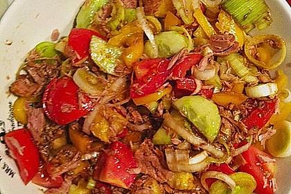 Illes leichter und leckerer Thunfisch - Tomaten - Salat 37