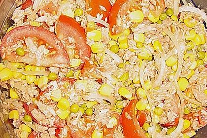 Illes leichter und leckerer Thunfisch - Tomaten - Salat 40