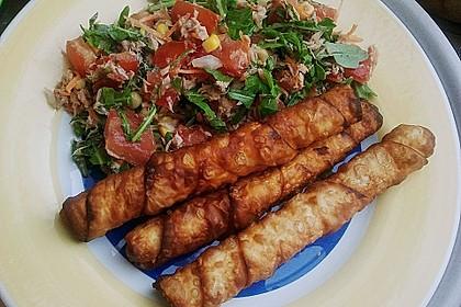 Illes leichter und leckerer Thunfisch - Tomaten - Salat 2