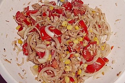 Illes leichter und leckerer Thunfisch - Tomaten - Salat 33