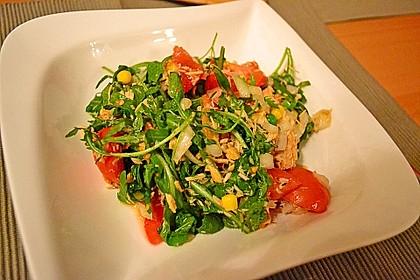 Illes leichter und leckerer Thunfisch - Tomaten - Salat 18