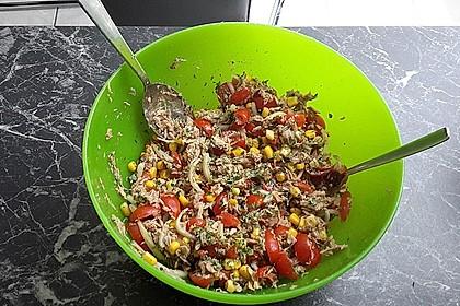 Illes leichter und leckerer Thunfisch - Tomaten - Salat 22