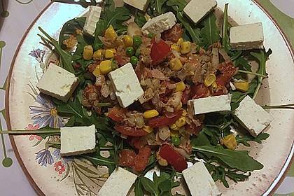 Illes leichter und leckerer Thunfisch - Tomaten - Salat 24