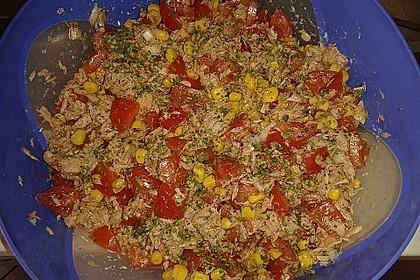 Illes leichter und leckerer Thunfisch - Tomaten - Salat 38