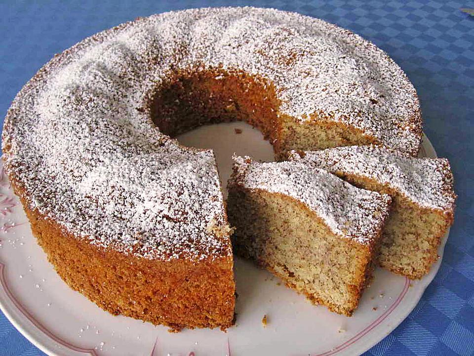 Eierlikor Nuss Kuchen Von Derdominik Chefkoch De