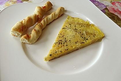 Spargel - Frittata 1