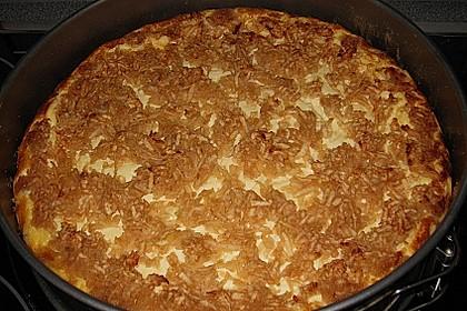 Raspel - Apfelkuchen 1