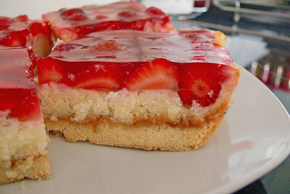 Erdbeer Griess Kuchen Von Tinkerbelle67 Chefkoch De