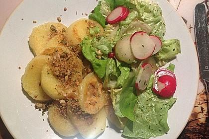 Kartoffelknödel geröstet mit 'Zugabe' 3