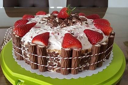 Yogurette-Torte 77