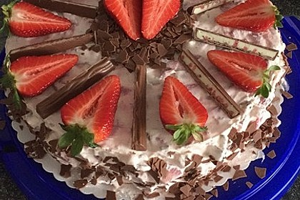 Yogurette-Torte 19