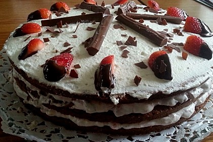 Yogurette-Torte 128