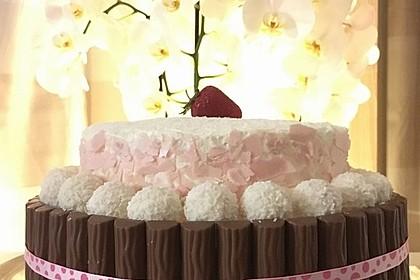 Yogurette-Torte 11