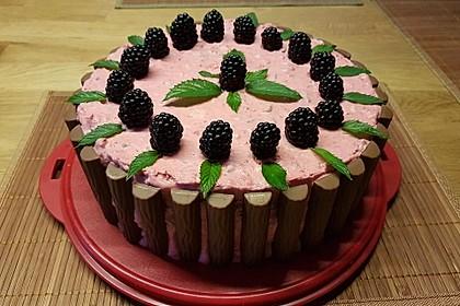 Yogurette-Torte 162