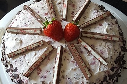 Yogurette-Torte 68