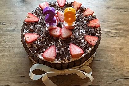 Yogurette-Torte 200