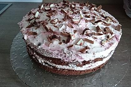 Yogurette-Torte 198