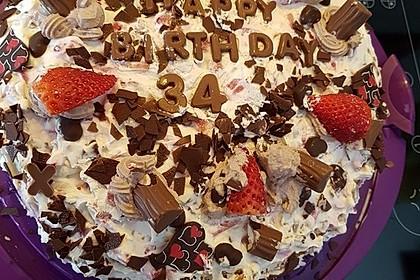 Yogurette-Torte 203