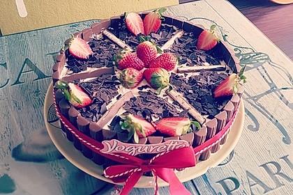 Yogurette-Torte 18