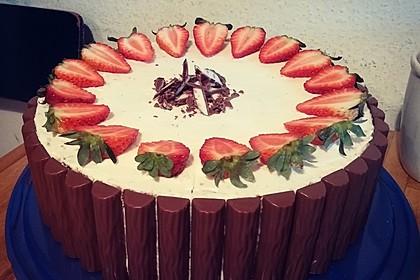 Yogurette-Torte 204
