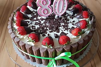 Yogurette-Torte 98