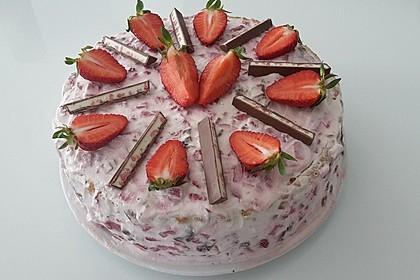 Yogurette-Torte 87