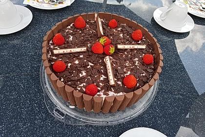 Yogurette-Torte 35