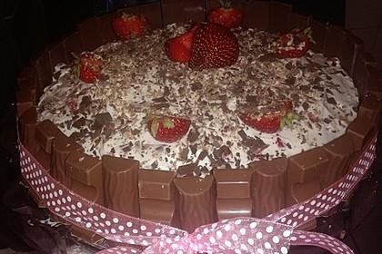 Yogurette-Torte 206
