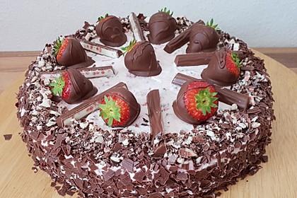 Yogurette-Torte 34