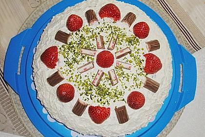 Yogurette-Torte 75