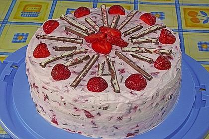 Yogurette-Torte 150