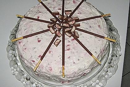 Yogurette-Torte 154