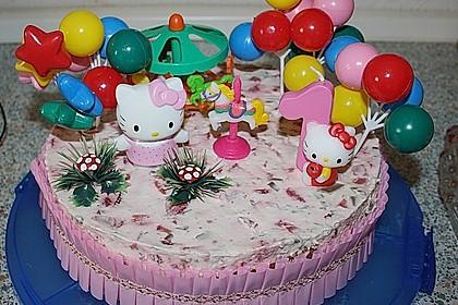 Yogurette-Torte 58