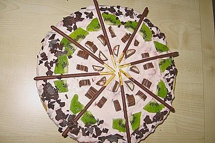 Yogurette-Torte 186