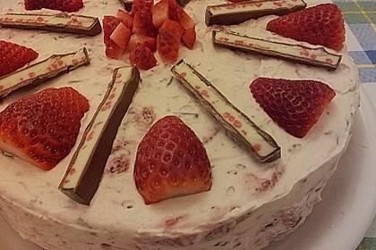 Yogurette-Torte 170