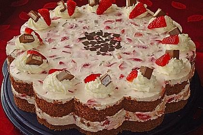 Yogurette-Torte 13