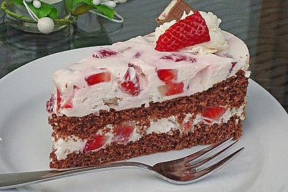 Yogurette-Torte 10