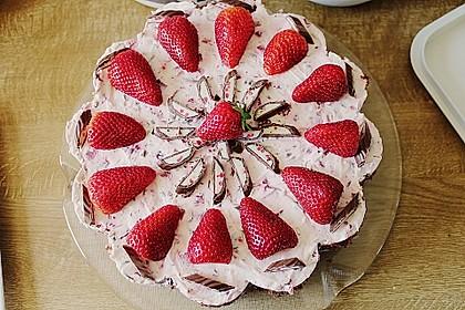 Yogurette-Torte 28